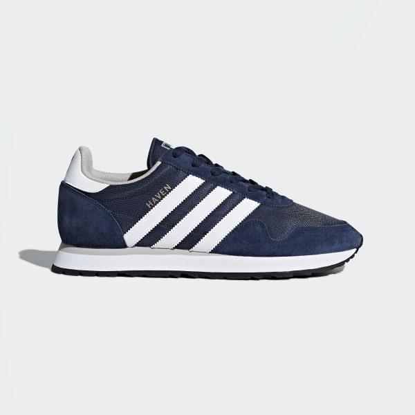 Haven Schuh blau BB1280