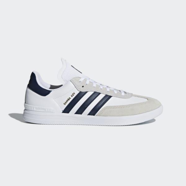 Samba ADV Shoes White CQ1136