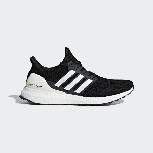 Ultraboost Schoenen zwart AQ0062