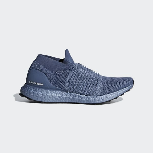 Ultraboost Laceless Shoes Blue AC8193