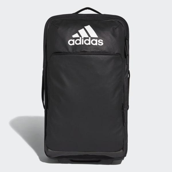 Bolso con Ruedas Mediano Negro CY6056
