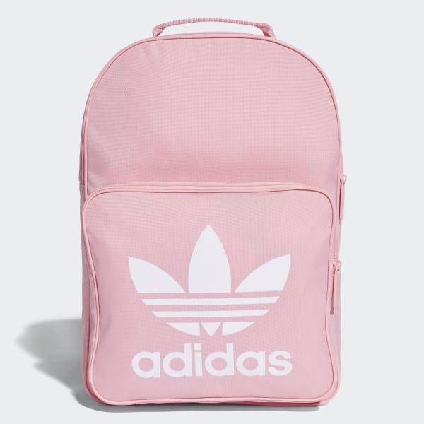 Trefoil Backpack Pink DJ2173