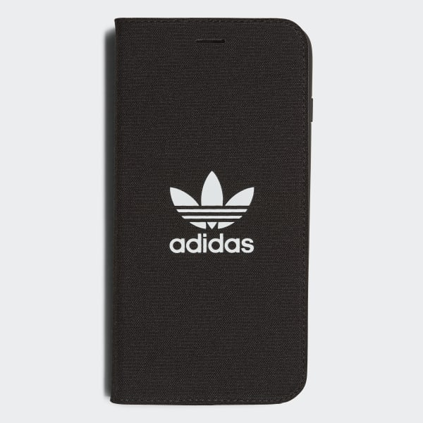 adicolor Booklet iPhone 8+ Black CJ6193