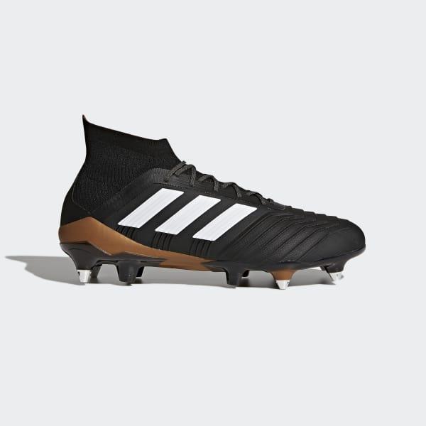 Scarpe da calcio Predator 18.1 Soft Ground Core Black/Ftwr White/Solar Red CP9260