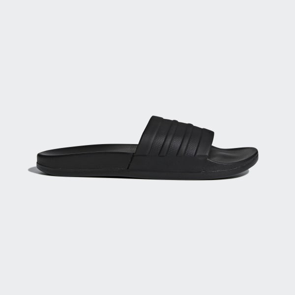 Adilette Cloudfoam Plus Mono Slides Black BB1095