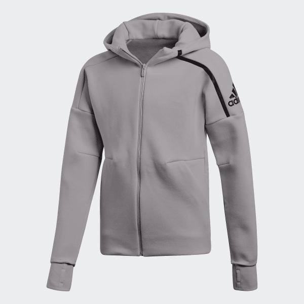 adidas Z.N.E. 2 Hoodie Grey CW0763