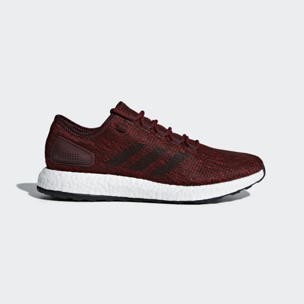 Chaussure Pureboost rouge BB6283