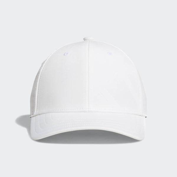 A-Stretch Bold Stripe Cap White CY9773