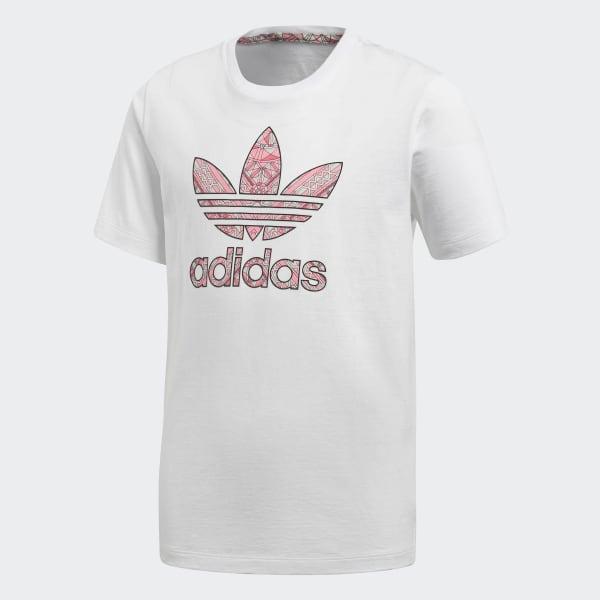 T-Shirt weiß CY2322