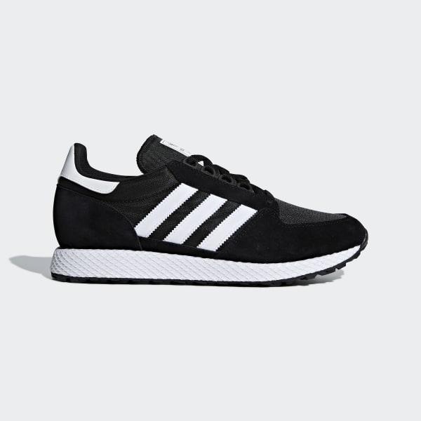Forest Grove Schoenen zwart B41550