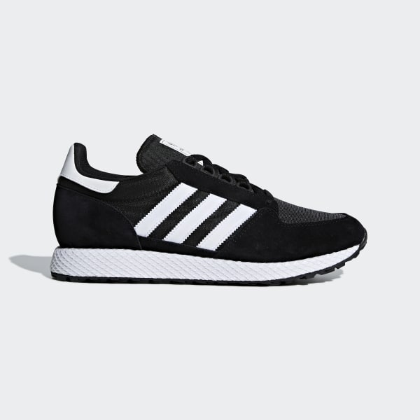 Forest Grove Shoes Black B41550