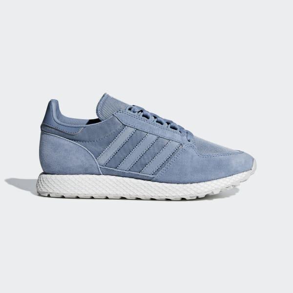 Sapatos Forest Grove Azul B37992