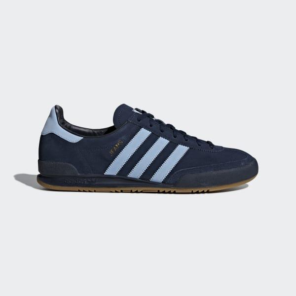 Chaussure Jeans bleu B42230