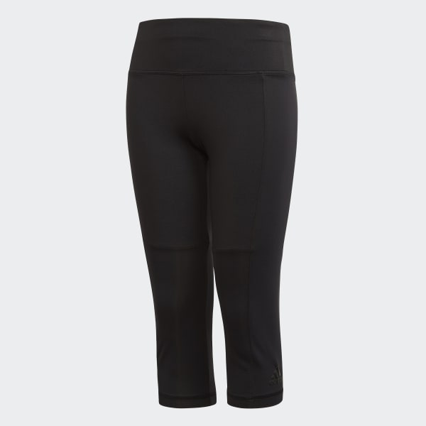 Training Climachill 3/4 Tights Black CF7229