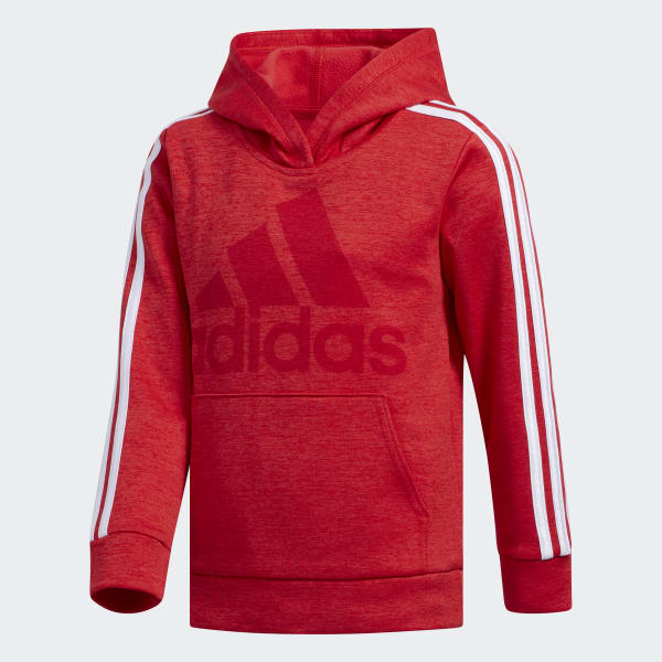 Classic Pullover Hoodie Red CK1413