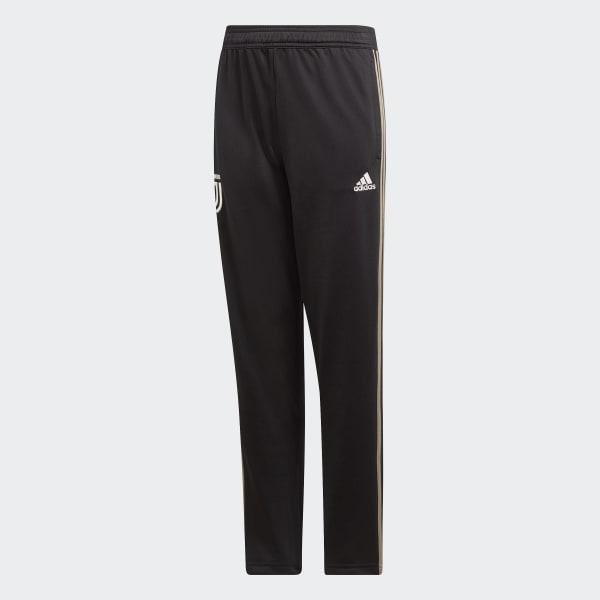 Juventus Turin Polyester Hose schwarz CW8755