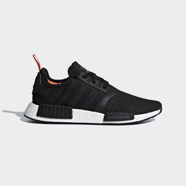 Sapatos NMD_R1 Preto B37621