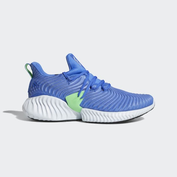 Alphabounce Instinct Shoes Blue CG5516