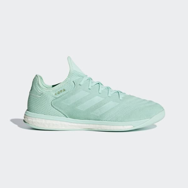 Copa Tango 18.1 Trainers Turquoise D96856