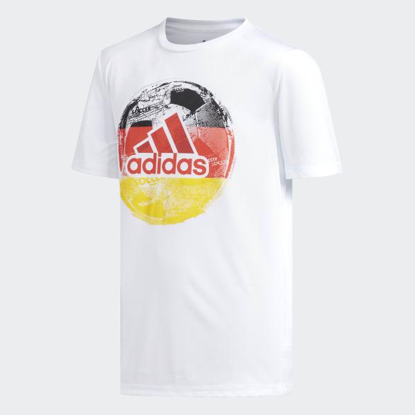 Soccer Tee White CK1217