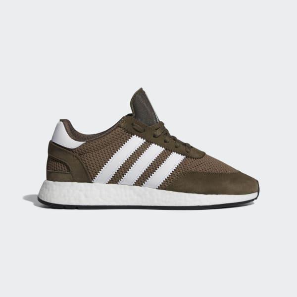 I-5923 Shoes Green D97211