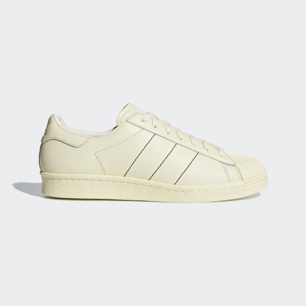 Tenis Superstar 80s Blanco B38000