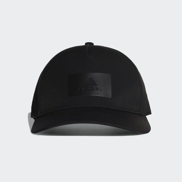 CAP S16 ZNE LOGO CA Negro CY6049