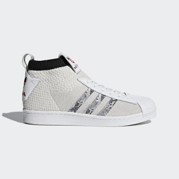UA&SONS Ultra Star Shoes White B37111