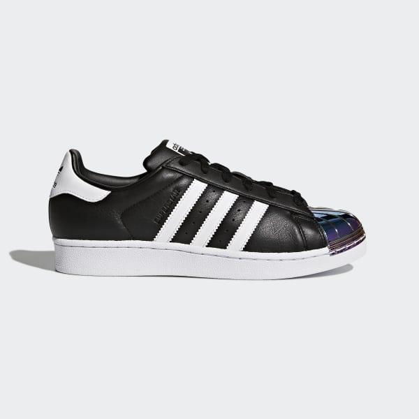 Superstar Metal Toe Schuh schwarz CQ2611