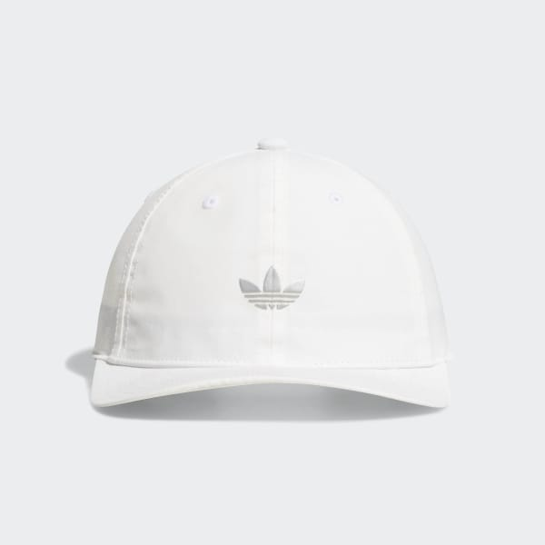 Relaxed Modern 2 Strap-Back Hat White CI7687