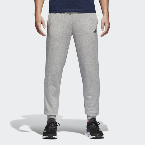 Essentials French Terry Pants Grey BK7432