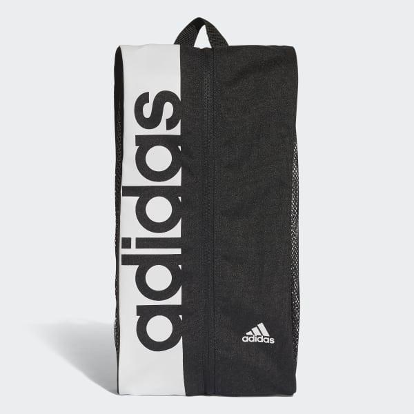 Linear Performance Shoe Bag Black S99973