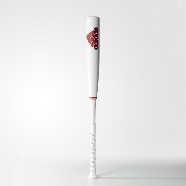 Aero Burner Composite BBCOR -3 Baseball Bat White B46074