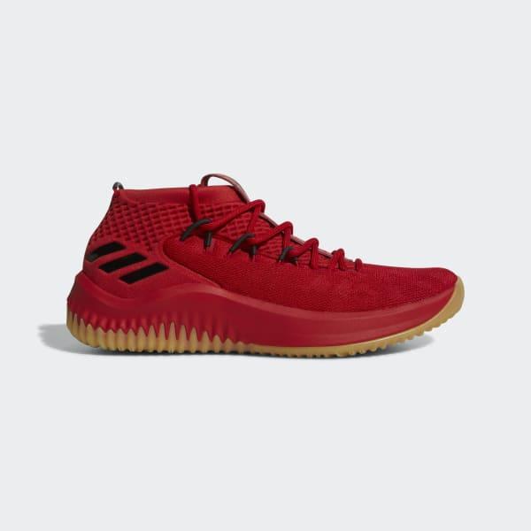 Dame 4 Schoenen rood CQ0186