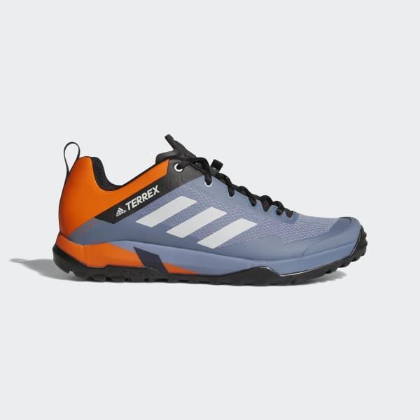 Zapatilla adidas TERREX Trail Cross SL Azul CM7563
