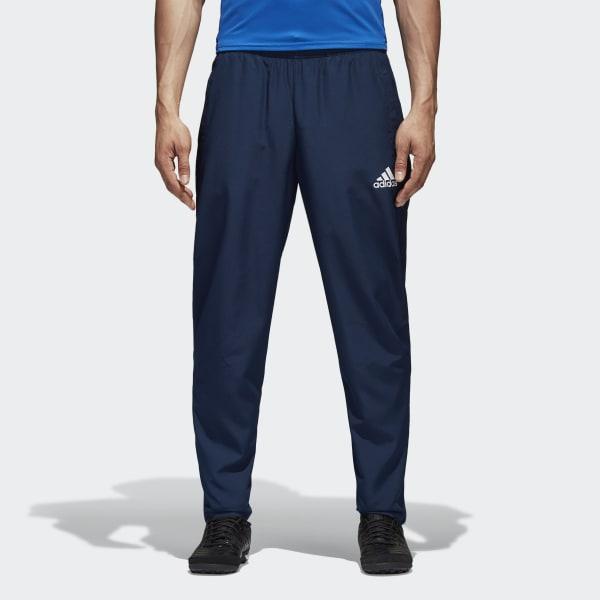Tiro17 Broek blauw BQ2793
