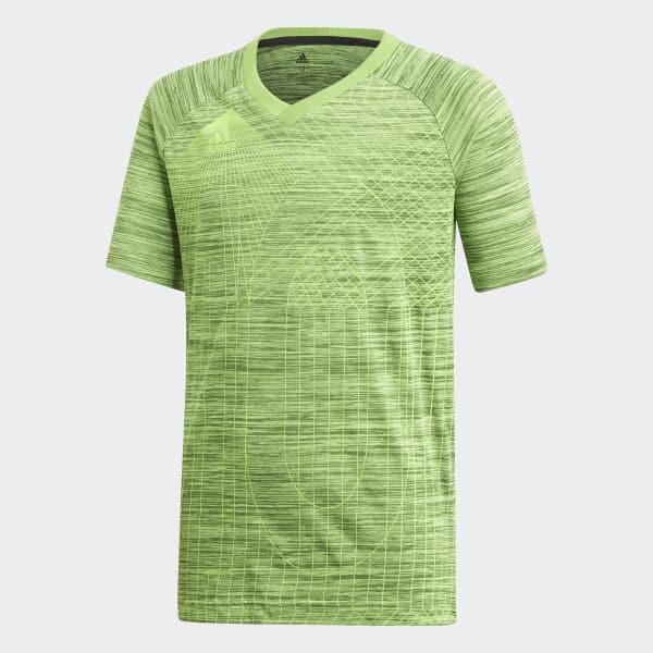 Messi T-shirt groen DJ1271