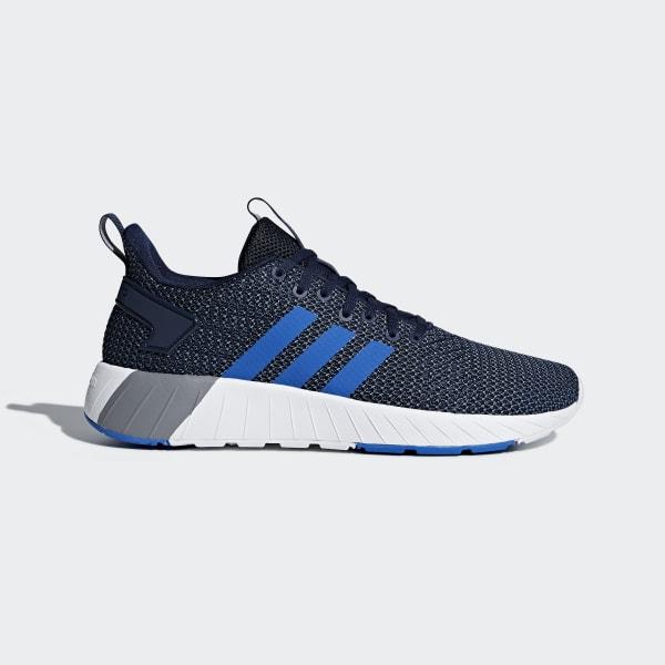 Questar BYD Schuh blau DB1542