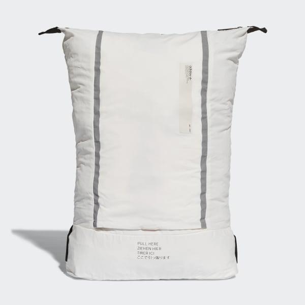 adidas NMD Packable Rucksack weiß DH2873