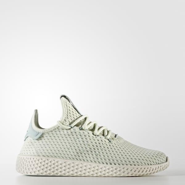 Pharrell Williams Tennis Hu Shoes Green CP9806