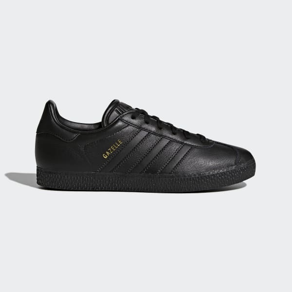 Chaussure Gazelle noir BY9146
