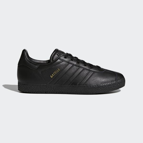 Gazelle Shoes Black BY9146