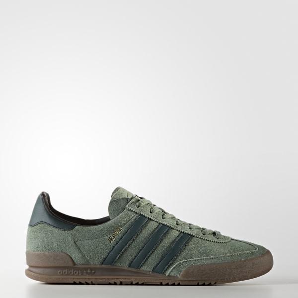 Scarpe Jeans Verde BY9760