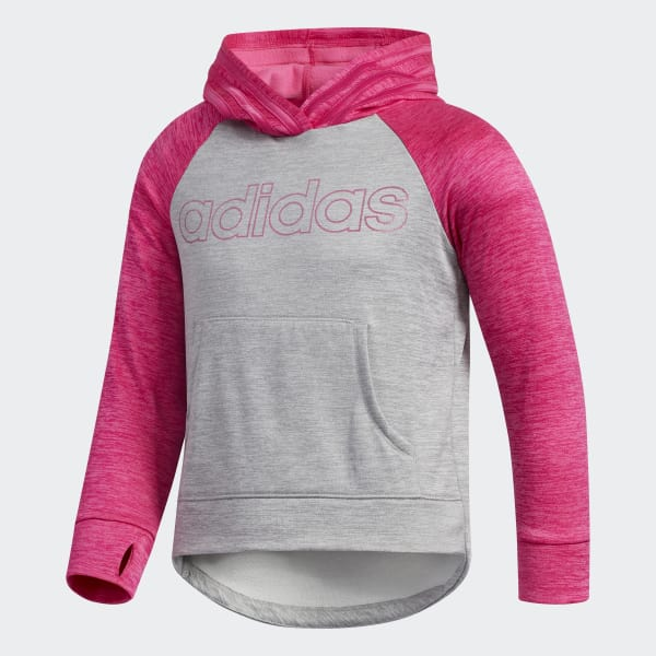 Colorblock Hoodie Pink CK1398