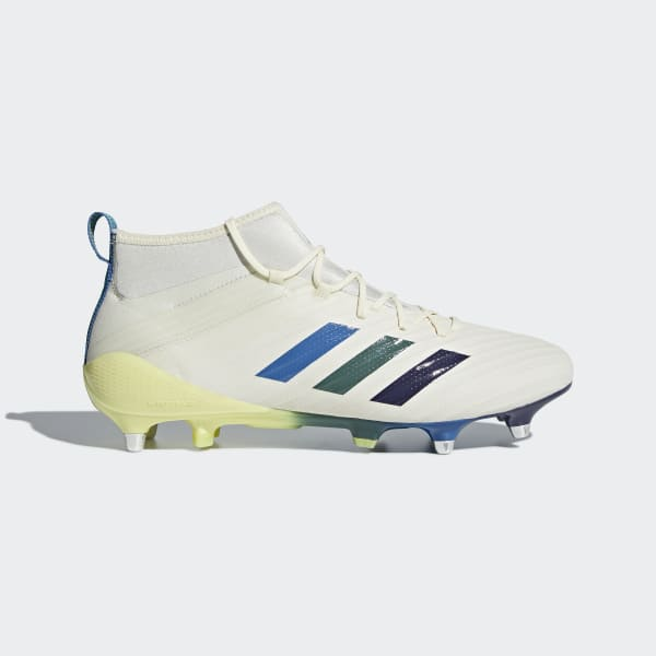 Predator Flare Soft Ground Boots White AC8294