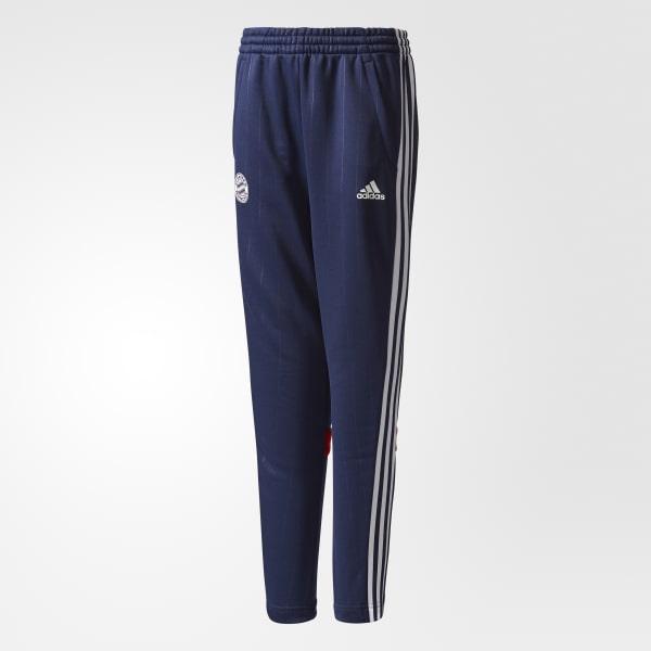 Pantaloni Tiro Bayern München Blu CE9003