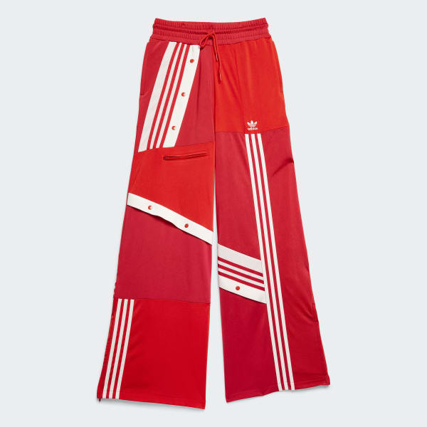 Deconstructed Track Pants Red DZ7515