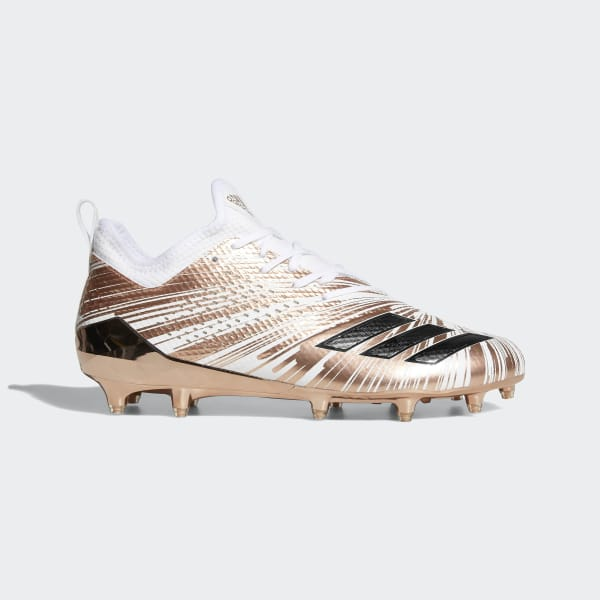 Adizero 5-Star 7.0 Metallic Cleats Gold CQ0346