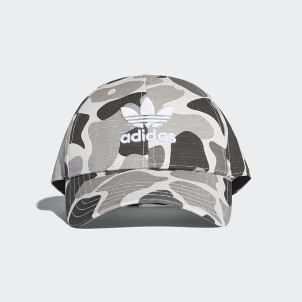 Camouflage Honkbalpet veelkleurig DH1016
