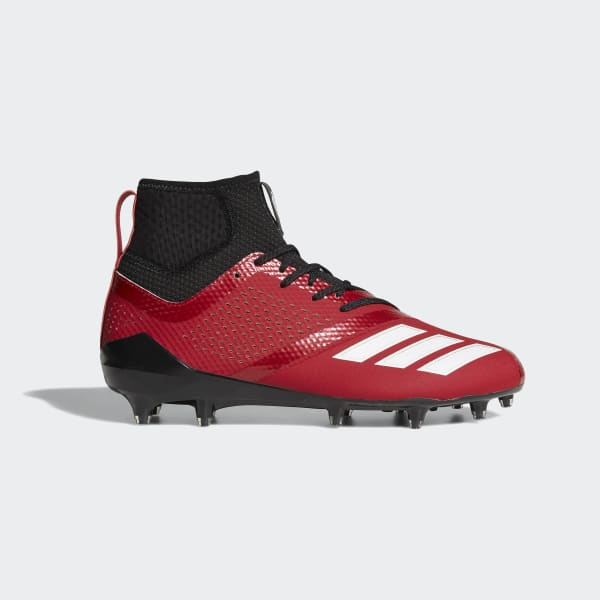 Adizero 5-Star 7.0 SK Cleats Red CG4353